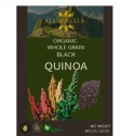 quinoa grain organic black - product's photo