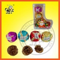christmas' peanut chocolate ball candy - product's photo