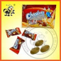 africa popular chocolate with milk center!toffee candy  - product's photo