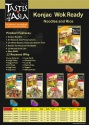 konjac noodles - product's photo