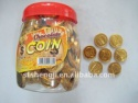 gold chocolate coin candy - product's photo