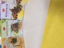 dry sauces for meat and fish ( boxes x 4 sachets) - product's photo