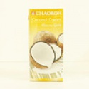 chaokoh uht coconut cream classic gold packed in aseptic box - product's photo