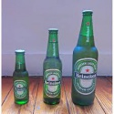heineken beer, guinness beer, carlsberg beer - product's photo