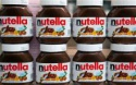 nutella cream chocolate 230g, 350g and 600g - product's photo