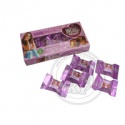 chocolate candy with jam filling - product's photo