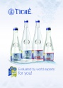 "natural mineral water ""tichė"" - product's photo"