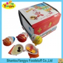 surprise chocolate egg with toy - product's photo