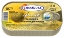 mackerel fillets in sunflower oil 115g. (diavena) - product's photo