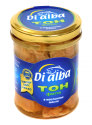 tuna fillets in olive oil 200g. (di alba) - product's photo