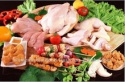 whole boneless cutting frozen chicken meat - product's photo