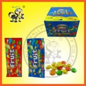 confectionery super sour chewy candy/rainbow candy - product's photo
