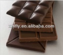 manufacturer of plain dairy dark chocolate bar - product's photo