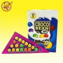 triangle chocolate beans - product's photo
