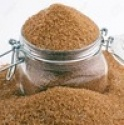 brown refined icumsa 45 sugar - product's photo