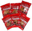 simply delicous protein cookie chocolate chip box of 6 cookies  - product's photo