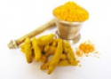 yellow color turmeric powder - product's photo