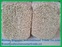 blanched peanut kernel vacuum bags 29/33 - product's photo
