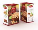 naturel hazelnuts roasted & blanched - product's photo