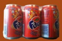 fanta orange can (24 x 330ml cans) - product's photo