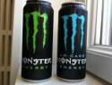 monster energy drinks - product's photo