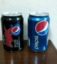pepsi cola can 330 ml - product's photo