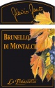 brunello di montalcino docg  - product's photo