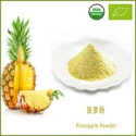 freeze dried (fd) food grade fresh pineapple taste fruit juice powder - product's photo