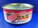 pork luncheon meat canned food - product's photo