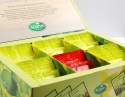 premium 100 % natural herbal tea set - product's photo
