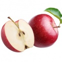 organic delicious fresh apple fruit - product's photo
