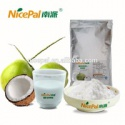 instant fruit flavored drink powder coconut milk - product's photo