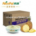 pure natural fresh pineapple fruit instant drink powder - product's photo