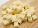 mozzarella/cheddar cheese - product's photo