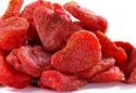 chinese dried fruit wholesale ---sweet dried strawberry - product's photo