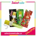hot sell icecream fluorescence lollipop - product's photo