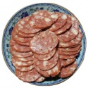canned pork luncheon meat with all kinds of can sizes - product's photo