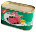 canned beef luncheon meat oem - product's photo