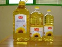 pure 100% refined sunflower oil for sale - product's photo