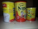 all types nido milk from holland - product's photo