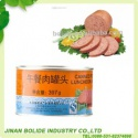 canned pork luncheon meat good taste - product's photo