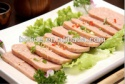 canned pork luncheon meat product - product's photo
