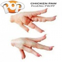 chicken paw and feet - product's photo